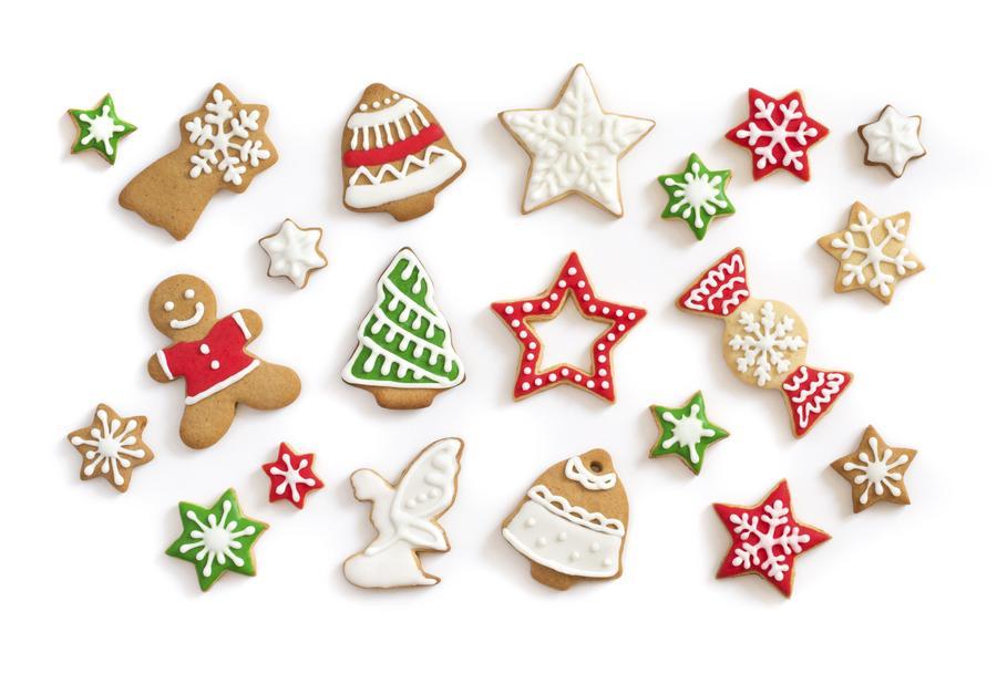 pierniczki bożonarodzeniowe przepis na pierniczki