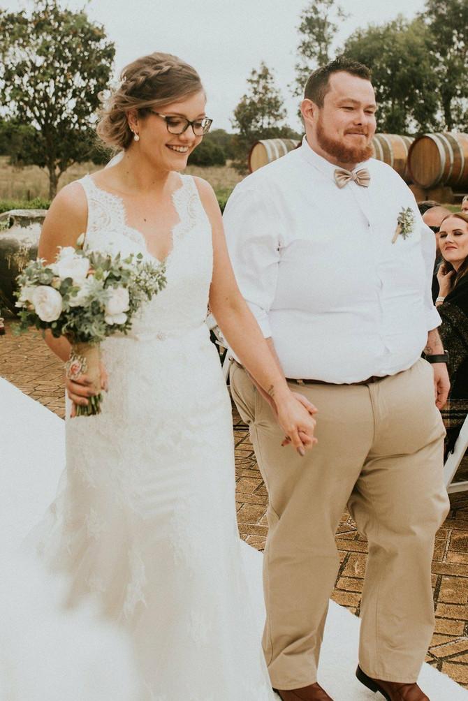 Rezultate su pokazali na venčanju