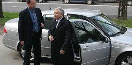 Kto strzelał do Kaczyńskiego?