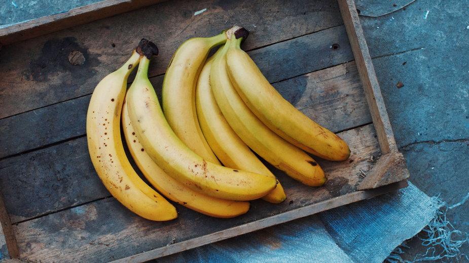 Pięć powodów, dla których warto jeść banany