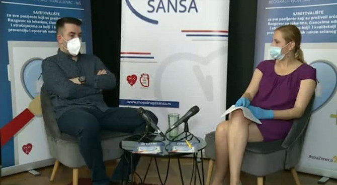 Doktor Popadić bio je učesnik četvrtog online savetovališta