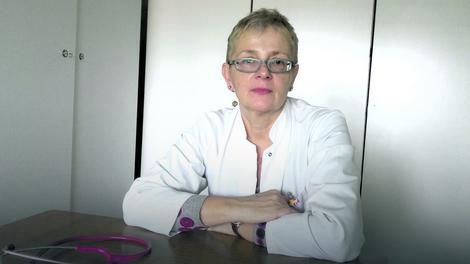 Podrška akciji: Dr Gordana Bistričić, neonatolog