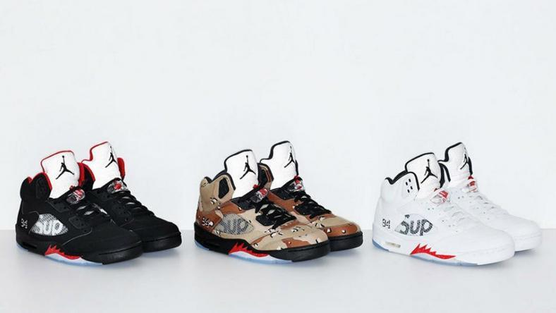 7fa1cef4a4c Pulse Blogger Finally! You can grab the Supreme x Air Jordan 5 ...