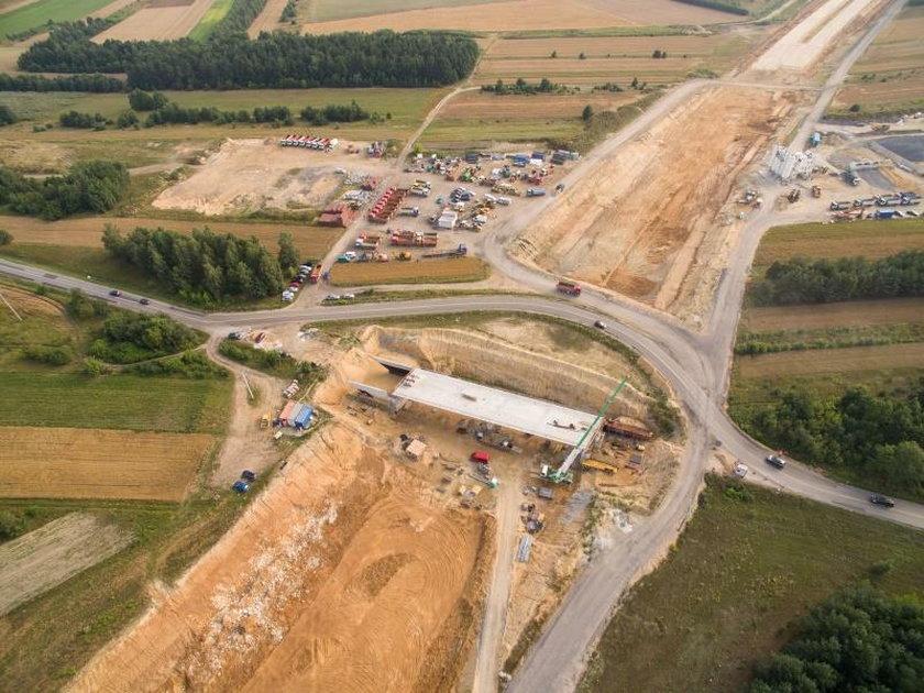 Okazuje się, że przez dwa ostatnie lata nie powstał ani kilometr autostrady