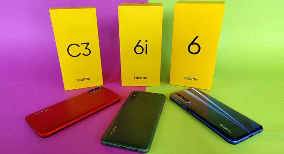 Das neue Xiaomi? Realme C3, 6, 6 Pro und 6i im Vergleich