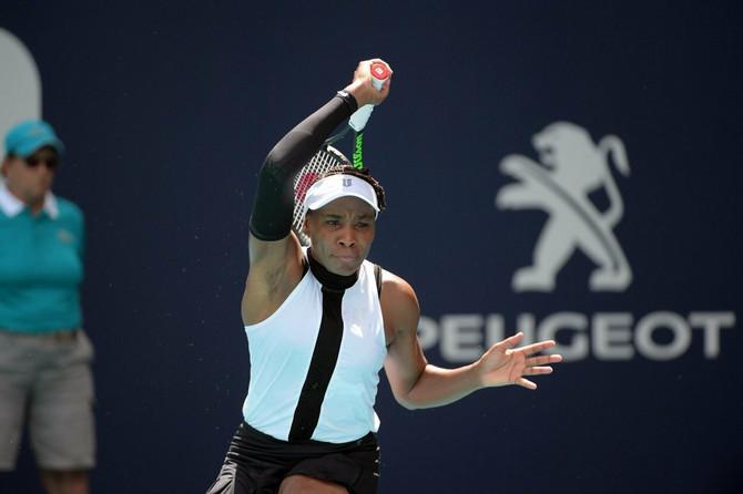 Venus Vilijams na terenu: teniserka je bila u vezi sa 13 godina mlađim  Nkolasom Hemondom, poznatim američkim biznisimenom