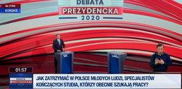 """Andrzej Duda przemawiał w Końskich: """"Nie żałuję ani jednego podpisu, który złożyłem"""""""