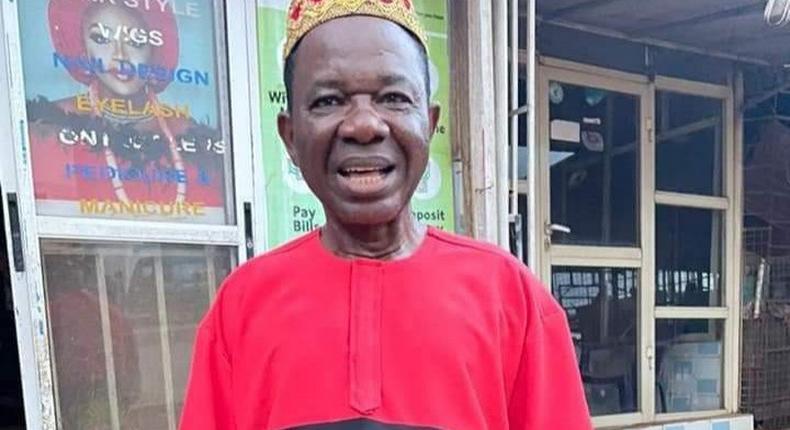 Nollywood veteran Chiwetalu Agu  [LIB]