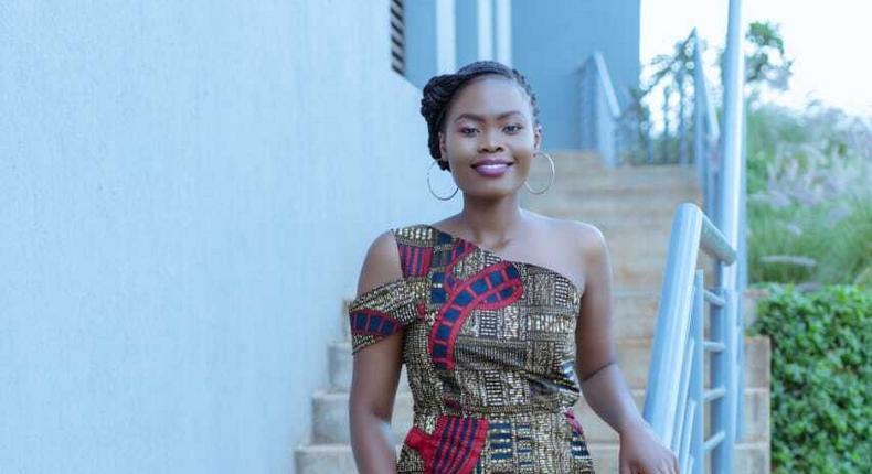 Morine Aringo of Hando Afrikan Designs
