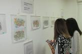 Loznica01 izlozba fraktalnih crteza umetnost i terapia foto s.pajic