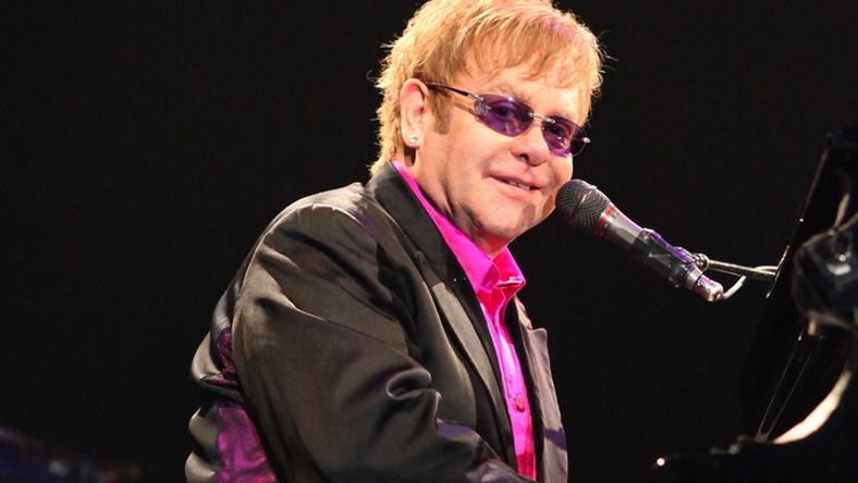 Elton John nie ukrywał orientacji