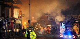 Wielka Brytania. Eksplozja w polskim sklepie w Leicester