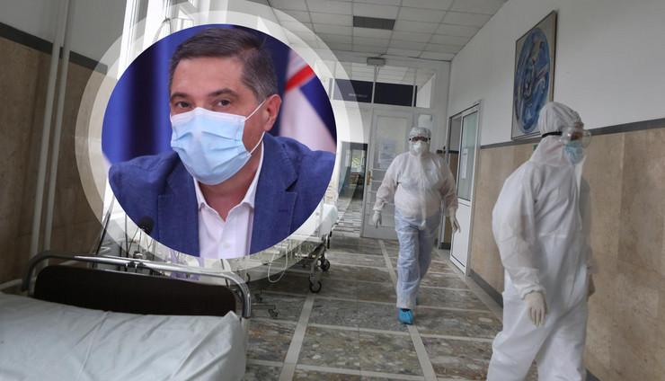 ladjevic bolnica kombo RAS Tanjug Slobodan Miljevic, Oliver Bunic