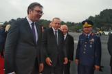 Aleksandar Vučić, Turska, foto promo