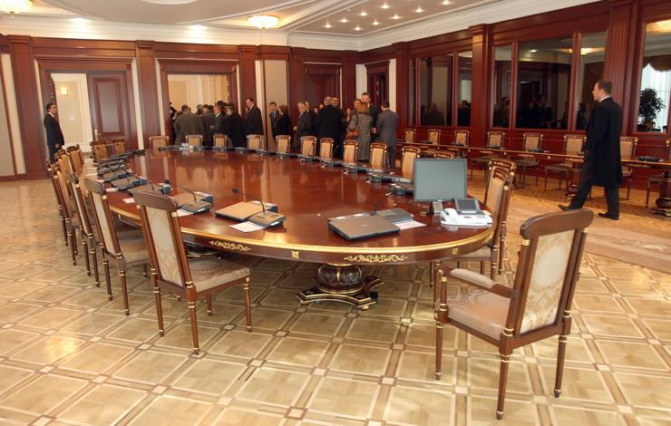 sala za sednice Vlada RS