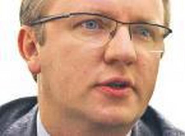 Krzysztof Szczerski, minister i szef gabinetu prezydenta Andrzeja Dudy fot. Wojtek Górski