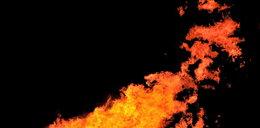 Zemsta za rozstanie? Chciał spalić kobietę i jej dzieci