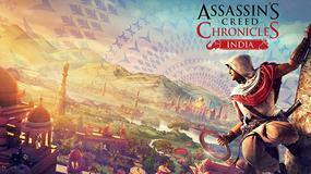 Ubisoft oficjalnie prezentuje Assassin's Creed Chronicles: India