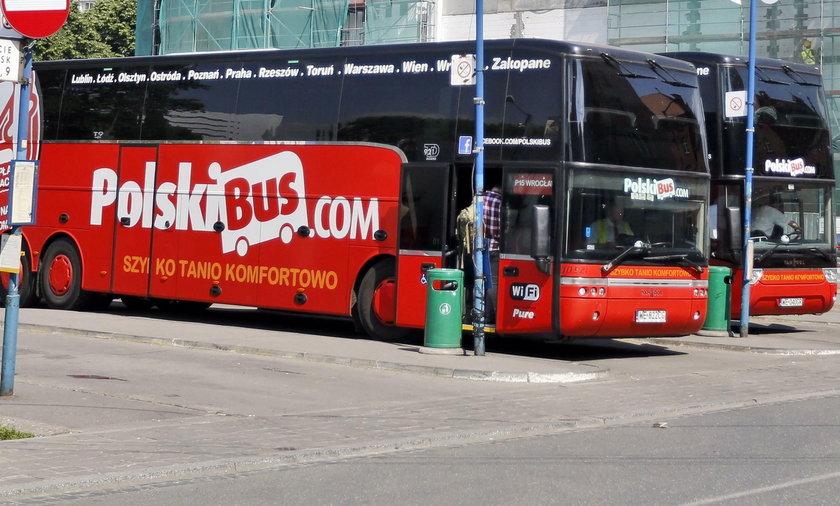 Fuzja Polskiego Busa z FlexBus