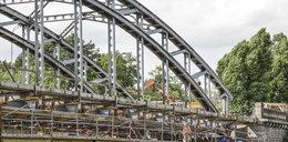 Remont mostu Jagiellońskiego opóźniony
