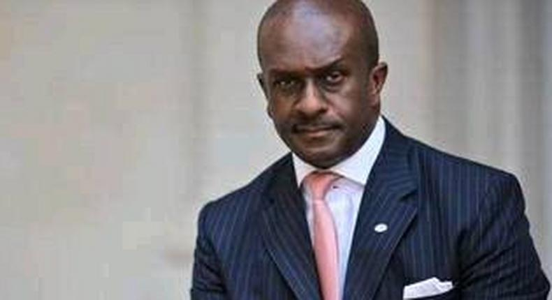 Dele Babade, the new acting chairman of Diamond Bank Plc