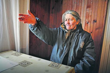 Molila muža da nikud ne ide: Radmila Milić