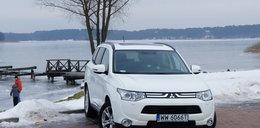 Test Mitsubishi Outlander 2.2 DiD: Kombi na bezdroża