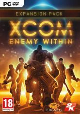 Okładka: xcom: enemy within