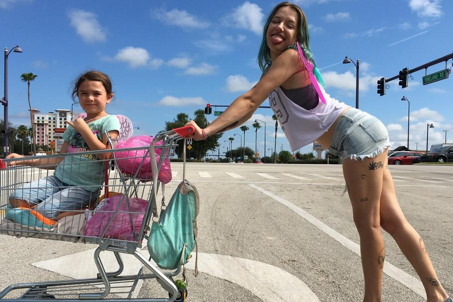 The Florida Project (2017) - filmstill The Florida Project (2017)