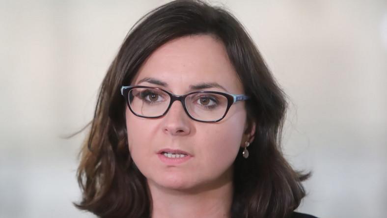 Kamila Gasiuk-Pihowicz PAP/Wojciech Olkuśnik
