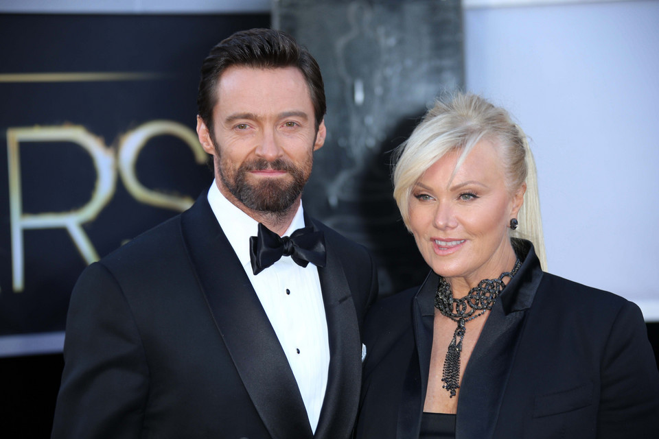 Hugh Jackman i Deborra Lee Furness