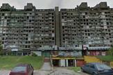 Zgrada Televizorke Blok 28 Novi Beograd