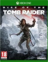 Okładka: Rise of the Tomb Raider