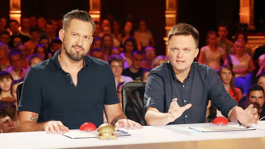 Marcin Prokop, Szymon Hołownia