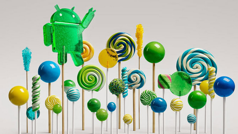 Najnowszy Android to Android 5.0 Lollipop