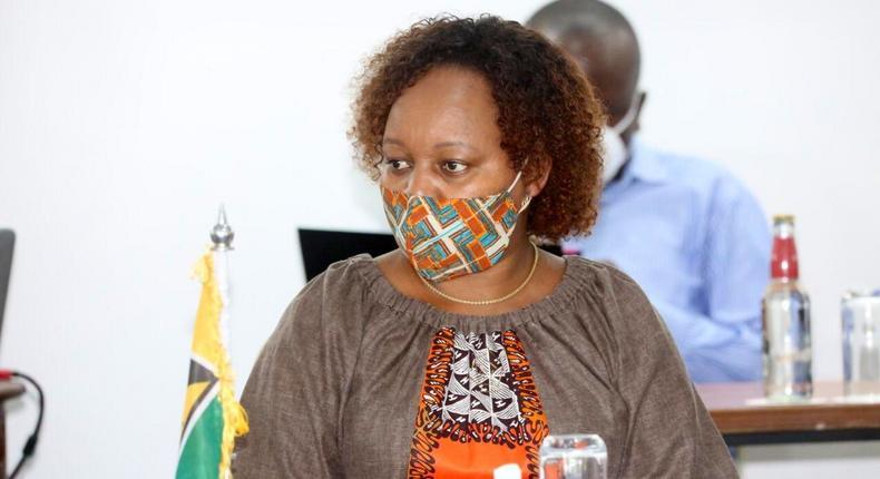 Kirinyaga Governor Anne Mumbi Waiguru