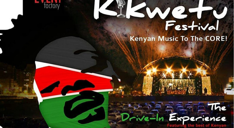 Kikwetu Festival: Kenya set to experience first ever Drive-in concert Tomorrow