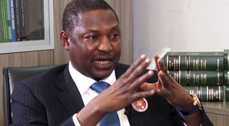 Attorney General Abubakar Malami tells Buhari that he was a successful businessman before he joined his cabinet