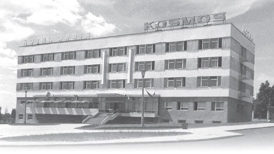 Hotel Kosmos w Toruniu