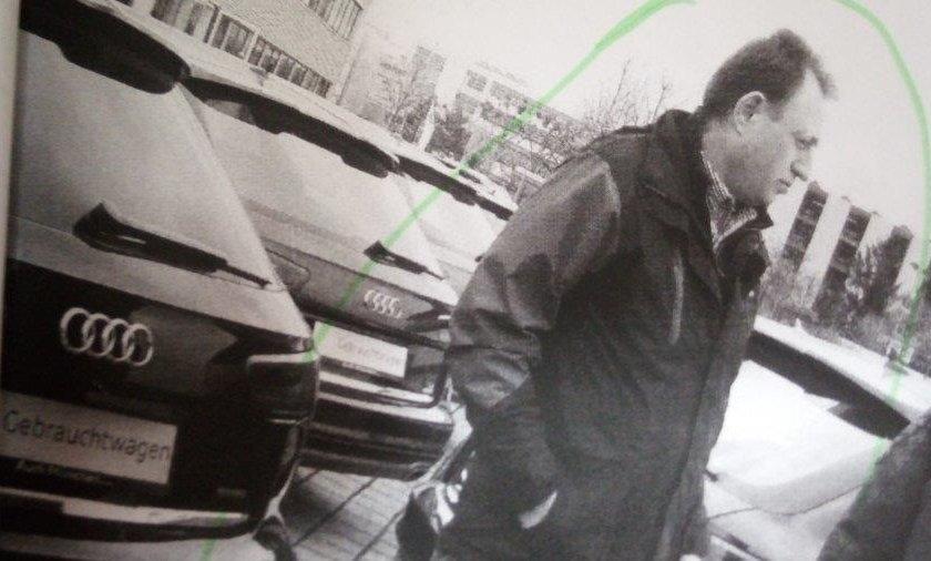 Ten mężczyzna jest poszukiwany przez policję w Mielcu