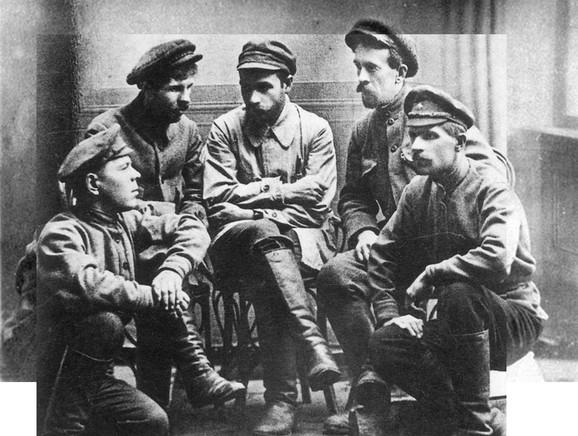 Grupa uralskih boljševika
