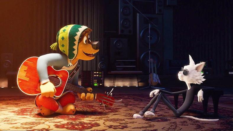 """Rock Dog"": kadr z filmu"