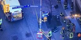 Auto wjechało w tłum. Co najmniej 10 osób nie żyje