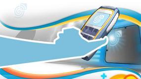 Minikarta do płatności zbliżeniowych