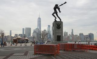 Polonia w Jersey City: Nie ma linii kanalizacyjnej w nowej lokalizacji pomnika