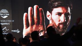 Messi promuje turystykę zdrowotną w Egipcie