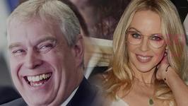 Kylie Minogue ma romans z... księciem Andrzejem?!