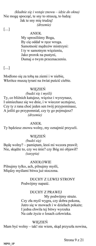 Matura 2019. Arkusze zadań z języka polskiego