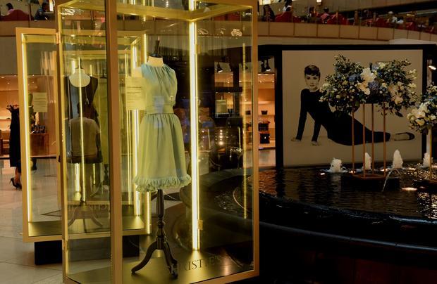 Pamiątki po Audrey Hepburn