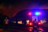 Požar  na deponiji u Novom Sadu